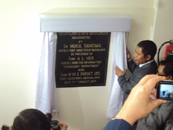 Inauguration of State Data Centre at N.I.C. Building